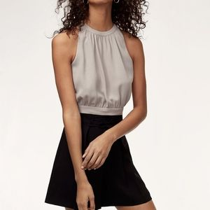 ARITZIA WILFRED CADENCE BLOUSE SMALL
